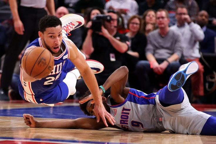 Бен Симмонс – самая бесполезная суперзвезда НБА