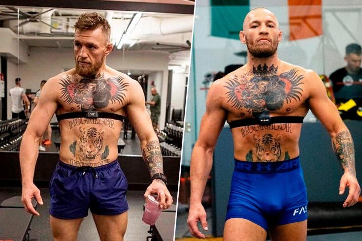 Конор Макгрегор возвращается в легкий вес UFC и готовится к бою с Дастином Порье