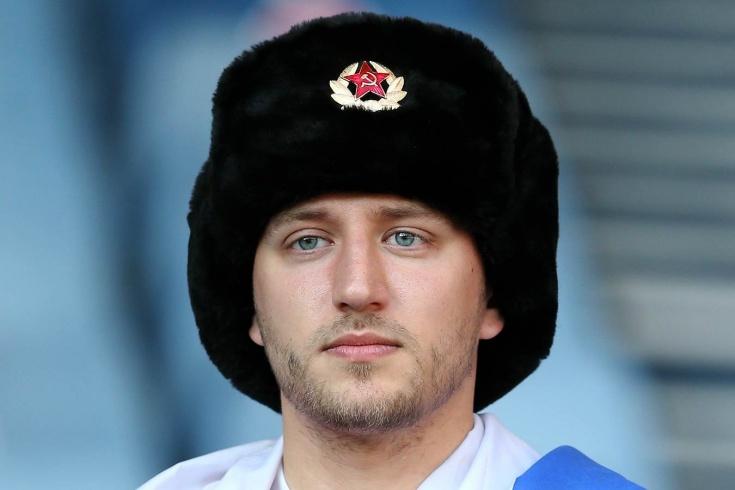 «Меня ударили в лицо...» Подробности избиения российского болельщика на матче Украины