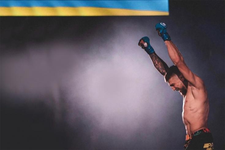 Непобедимый Ярослав Амосов будет драться на Bellator 244 22 августа 2020 года, видео