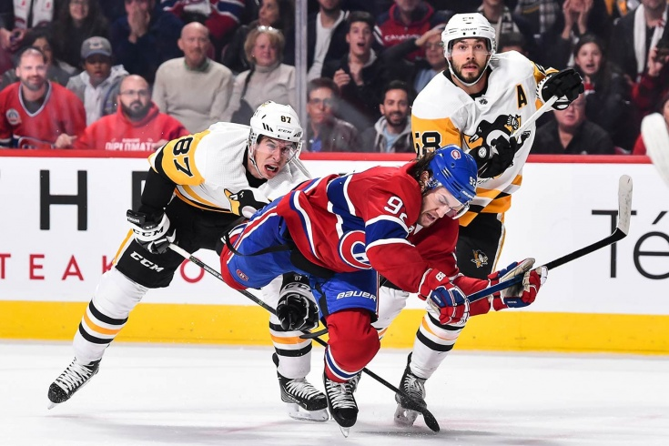 «Питтсбург» — «Монреаль». Прогноз на матч НХЛ 2.08