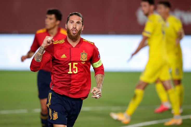 Футбол евро украина испания