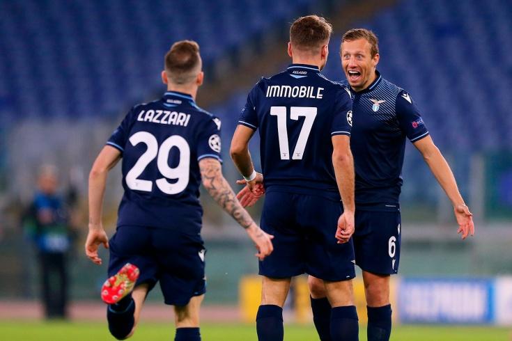 Лацио — Зенит, Краснодар — Севилья: прямая трансляция 24 ноября 2020, Лига чемпионов