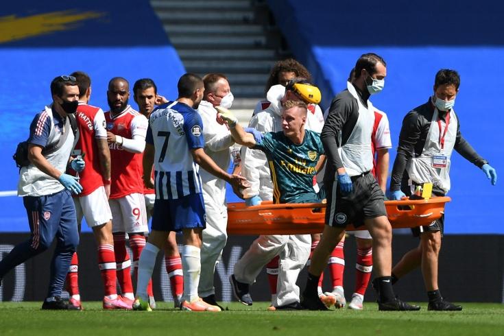 «Арсенал» после паузы – ужас