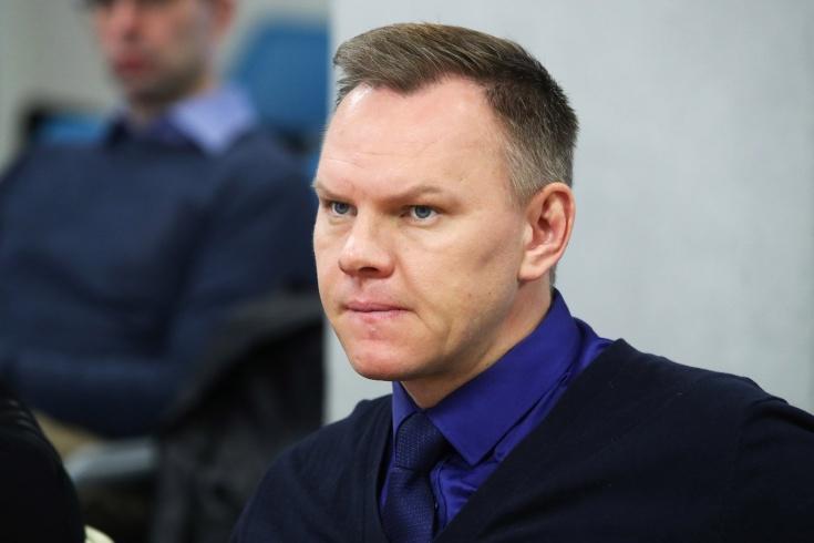 Интервью с Алексеем Бадюковым — заместителем генерального директора ХК «Сочи»