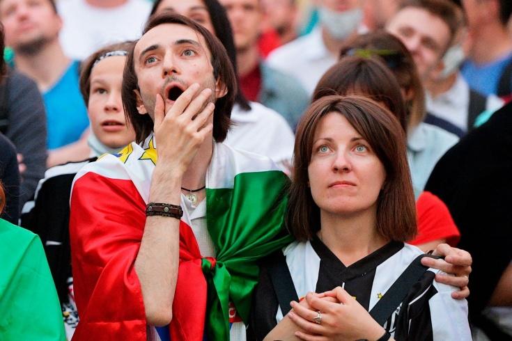 Чемпионат Европы по футболу 2021 в Петербурге