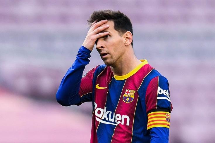 Месси до сих пор не подписал контракт с «Барселоной». В чём проблема?