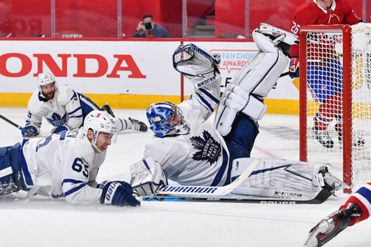 «Худший гол в моей карьере, это недопустимо». Как «Торонто» опять провалил плей-офф НХЛ