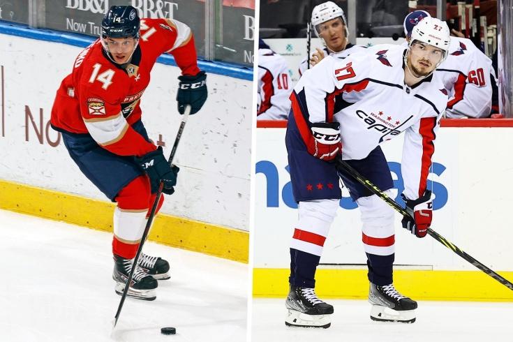 19 российских хоккеистов, отправленных в АХЛ или выставленных на драфт отказов в НХЛ