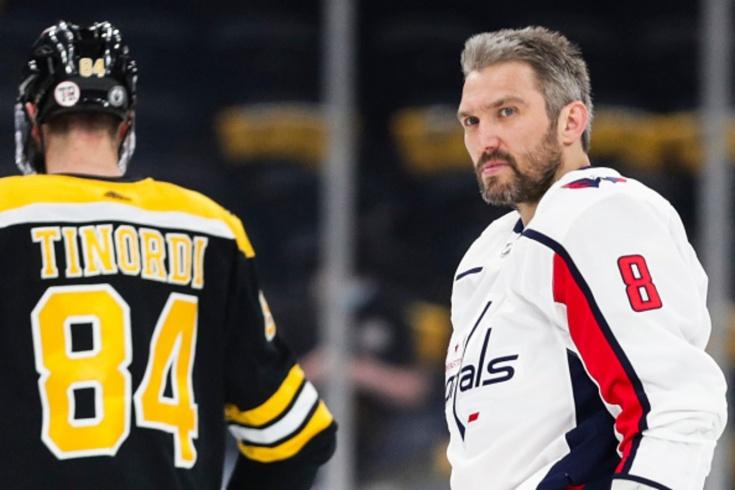 «Вашингтон» — «Бостон» — 1:3 — видео, голы, обзор матча плей-офф НХЛ, Овечкин приедет в сборную России на ЧМ