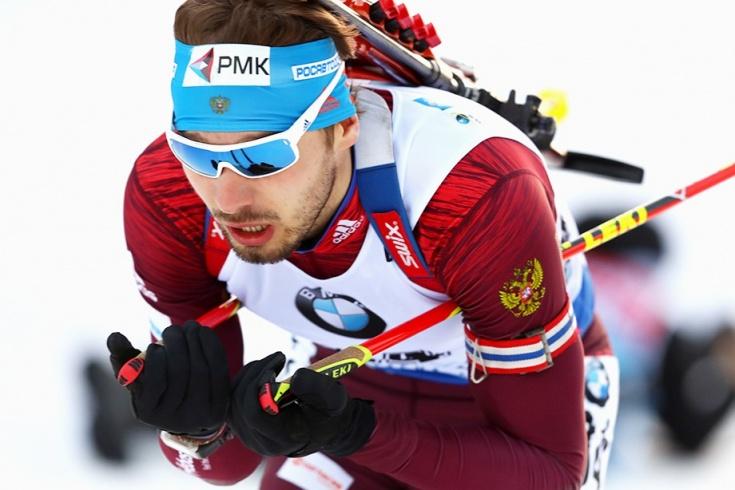 Антон Шипулин, сборная России