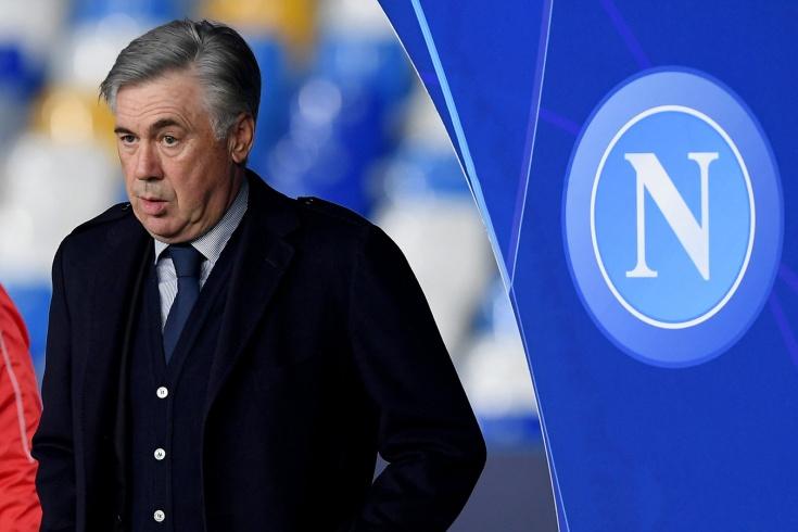 «Наполи» объявил об увольнении Анчелотти с поста г