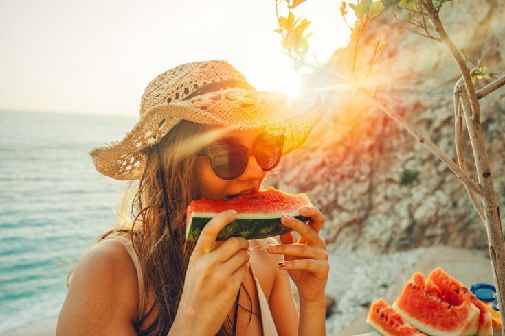 Можно ли сидеть на арбузной диете? Как выбрать хороший арбуз? Польза и вред