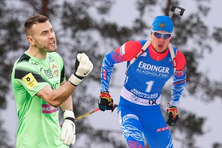 Матвей Елисеев стал 16-м в гонке преследования в Оберхофе, У России 43 гонки без медалей