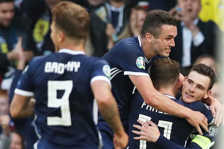 Главные факты о сборной Шотландии