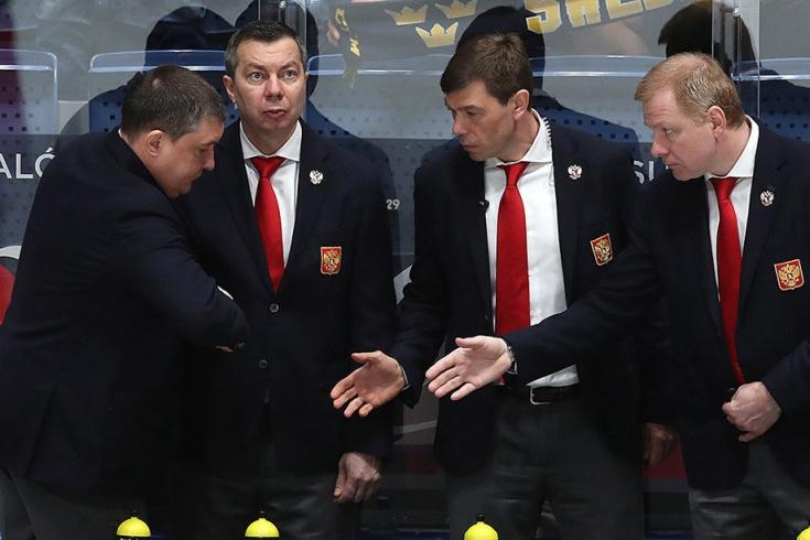 Россия — Швеция — 7:4