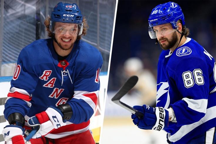 Все российские хоккеисты в НХЛ, сколько они получают, кто агенты у игроков