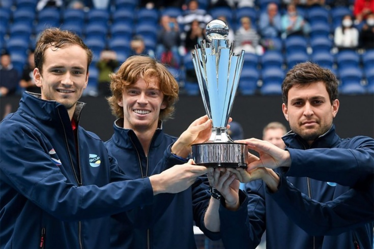 Аслан Карацев был бы в топ-10 рейтинга ATP без заморозки, как Даниил Медведев и Андрей Рублёв: таблицы, статистика, очки