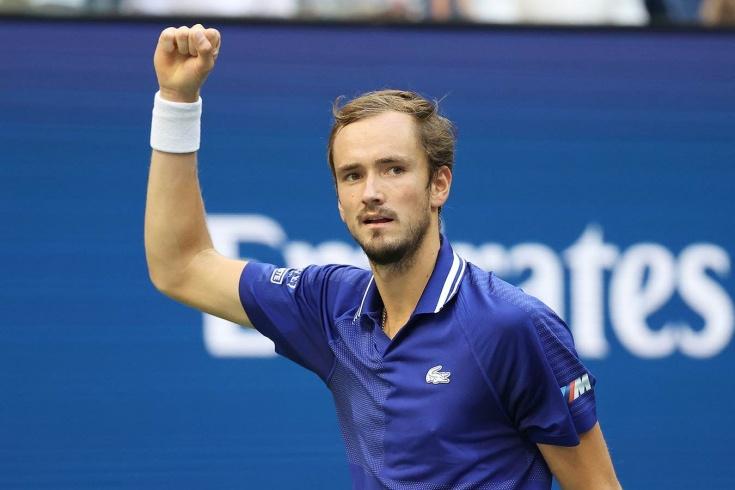 US Open — 2021: россиянин Даниил Медведев второй раз в карьере пробился в финал, обыграв Феликса Оже-Альяссима из Канады