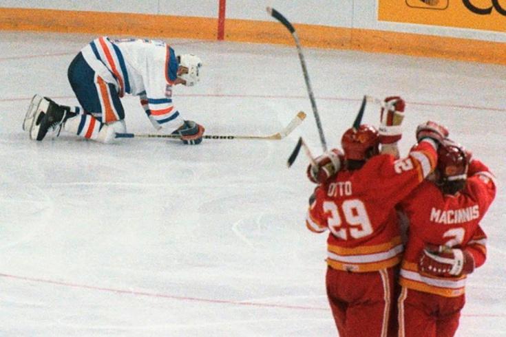 Фатальный автогол в НХЛ, «Эдмонтон» проиграл «Калгари» и лишился шанса на 5 Кубков Стэнли подряд