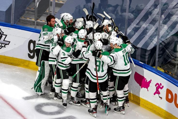 «Колорадо» — «Даллас» — 4:5 ОТ — обзор матча НХЛ