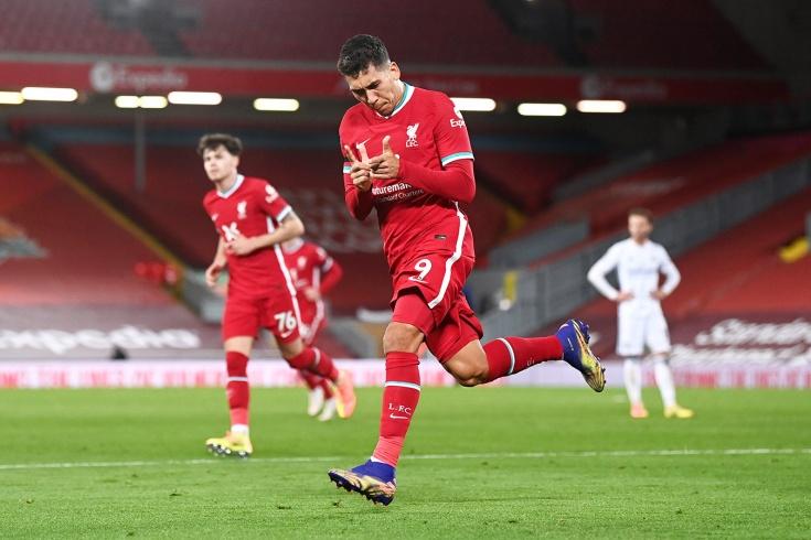 «Ливерпуль» – «Лестер» – 3:0, видео, голы, обзор матча, 22 ноября 2020 года, АПЛ