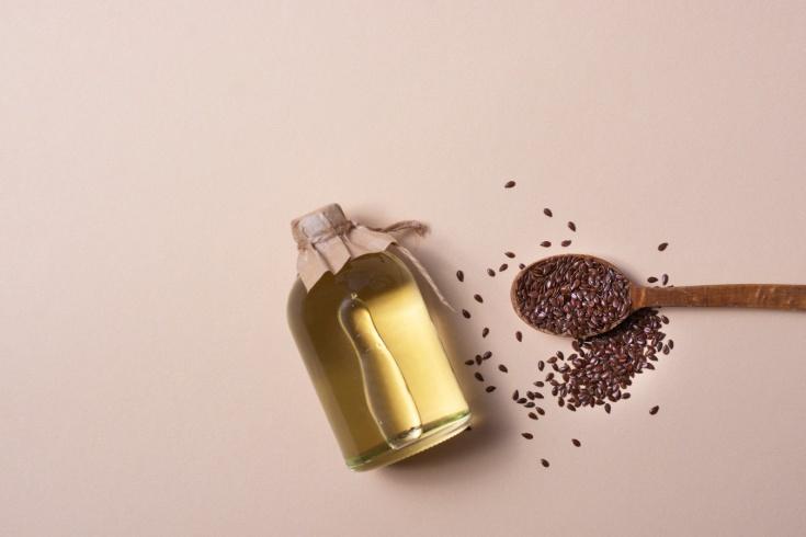 Льняное масло для здоровья и похудения