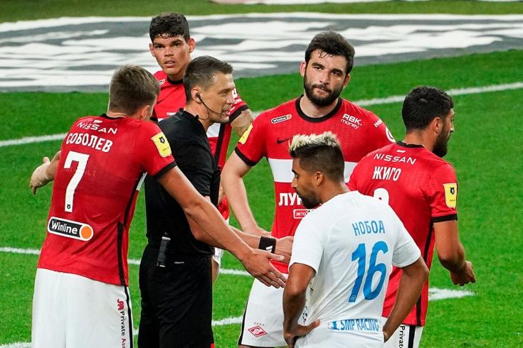 Как выглядит РПЛ из Бразилии? Там тоже не поняли пенальти в ворота «Спартака»
