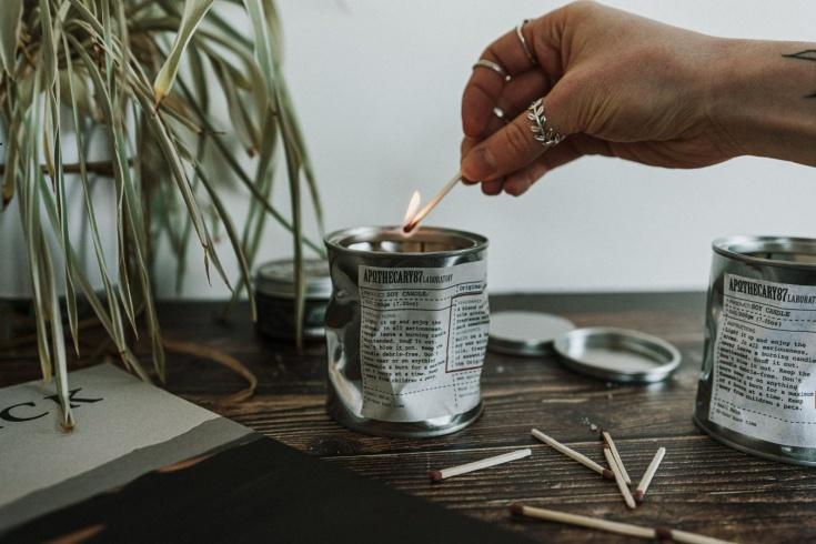 Какие свечи купить для дома, чем опасны ароматические свечи, как выбрать ароматическую свечу
