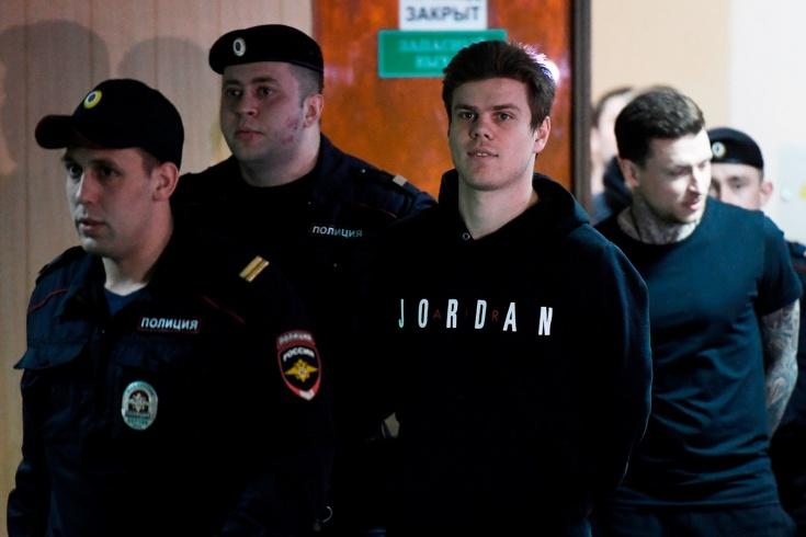 Пересмотр приговора Кокорину и Мамаеву перенесён н