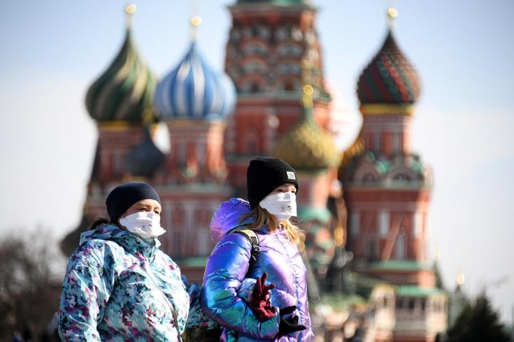 В России за сутки коронавирусом заразилось 163 чел