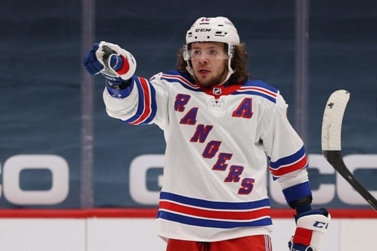 «Рейнджерс» — «Баффало» — 5:3, видео, голы, обзор матча регулярного чемпионата НХЛ