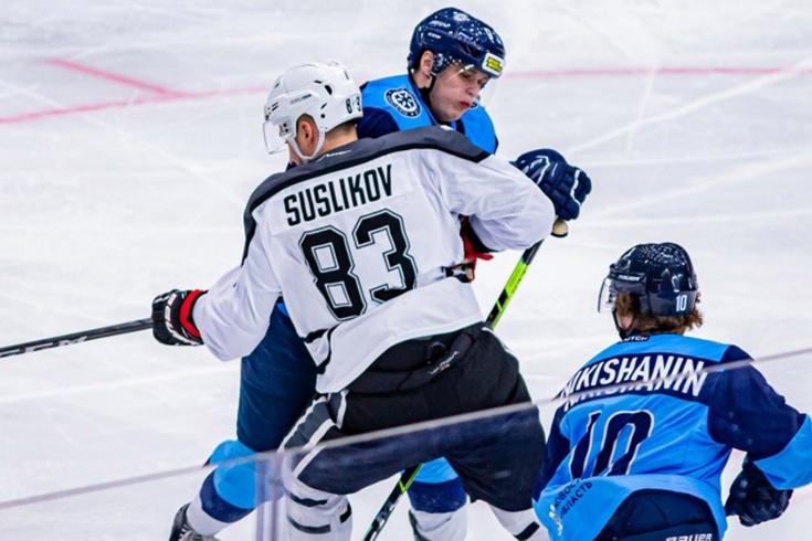 Игрок Молодежной хоккейной лиги забил буллит в стиле Дацюка