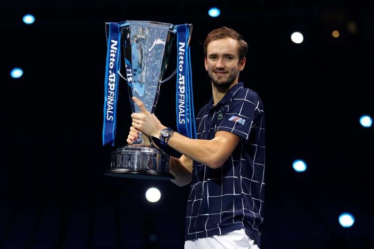 Даниил Медведев – об эмоциях после победы, успехе в киберфутболе и будущей победе над Федерером