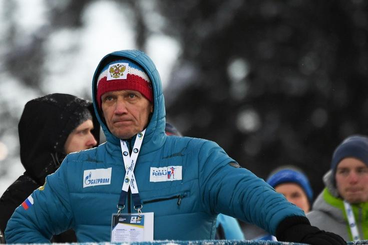 Президент СБР Владимир Драчёв признал провал сборной России в супермиксте на ЧМ-2020