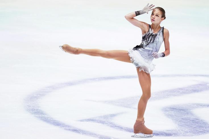 Чемпионат Европы по фигурному катанию: три россиянки лидируют после короткой программы