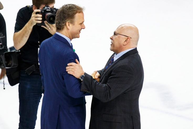 Кто будет тренировать сборную Канады по хоккею на Олимпийских играх — 2022 в Пекине