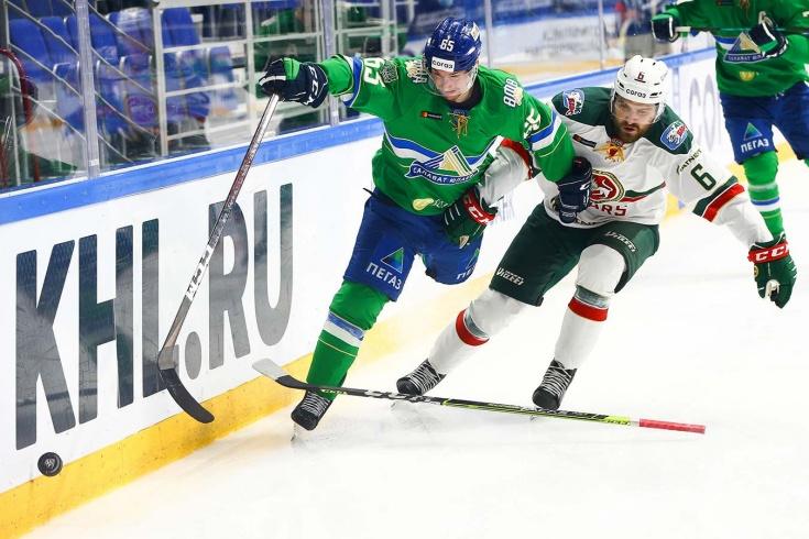 Как «Салават Юлаев» и «Ак Барс» готовятся к полуфиналу Востока, сезон-2020/2021