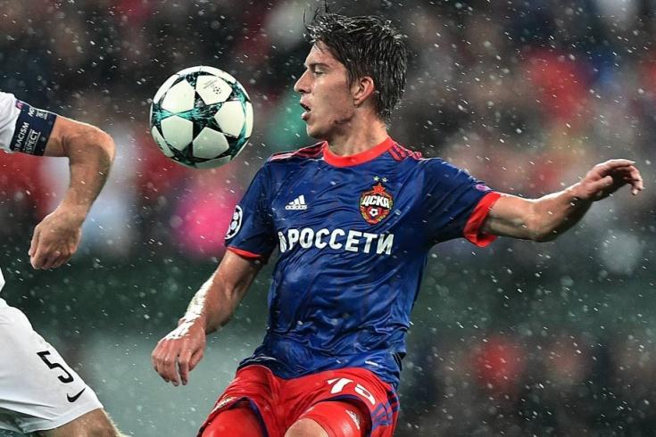 РФПЛ. 9-й тур. «Амкар» — ЦСКА — 0:1