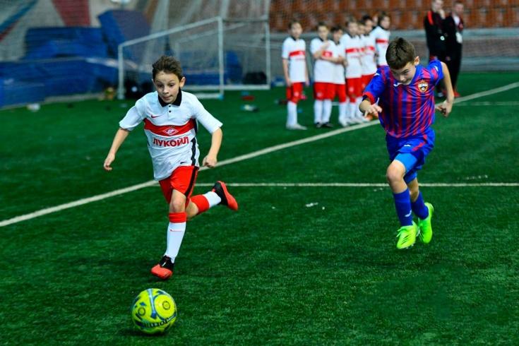 детские футбольные клубы москва спартак москва