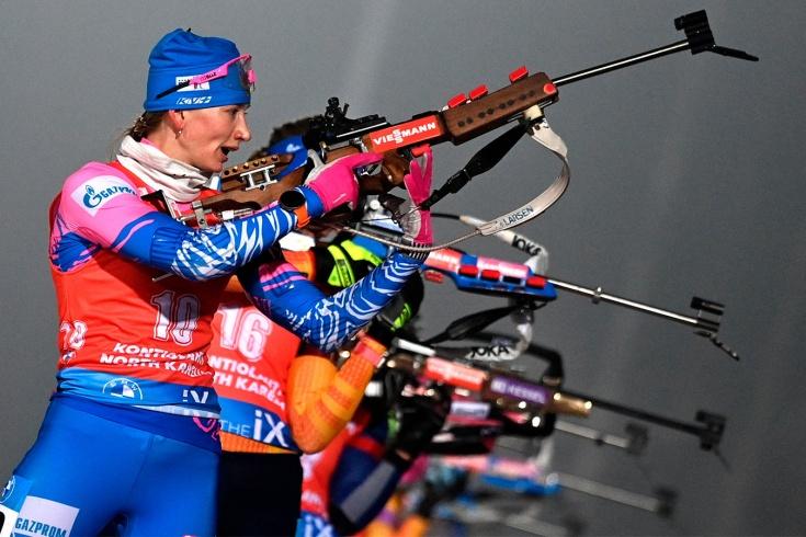 Светлана Миронова упустила шанс на победу в масс-старте двумя последними выстрелами – как?