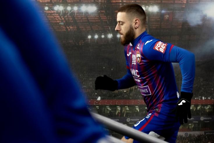 Влашич может перейти из ЦСКА в «Монако»