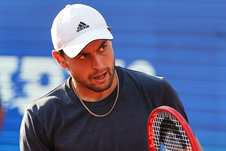 Аслан Карацев проиграл в финале Белграда, но победил по ходу турнира Джоковича и вернётся в топ-5 Чемпионской гонки ATP