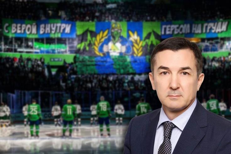 Гендиректор «Салавата Юлаева» Ринат Баширов – о селекции, уходе Жаркова и травмах