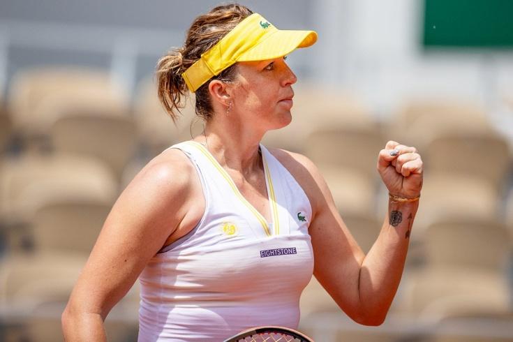 Павлюченкова впервые вышла в финал турнира «Большо