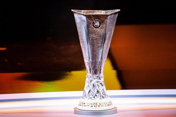 Результаты жеребьёвки 1/16 финала Лиги Европы сезо