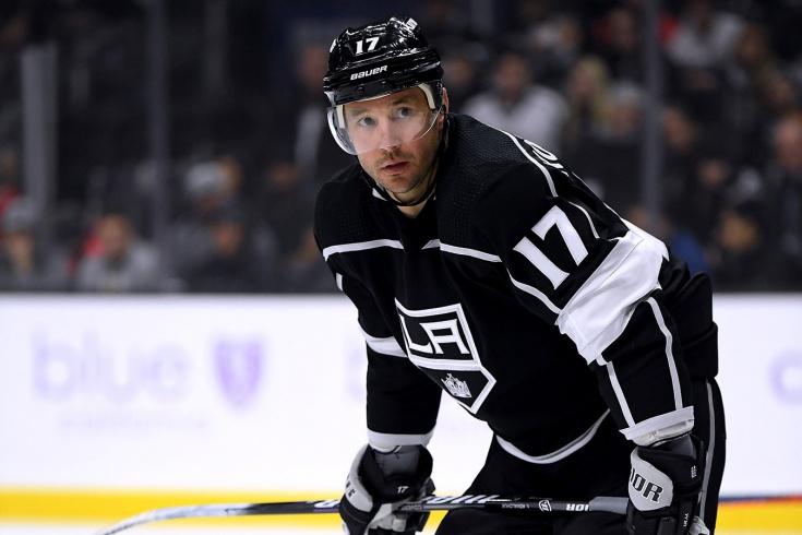 Илья Ковальчук выведен из состава «Лос-Анджелес»