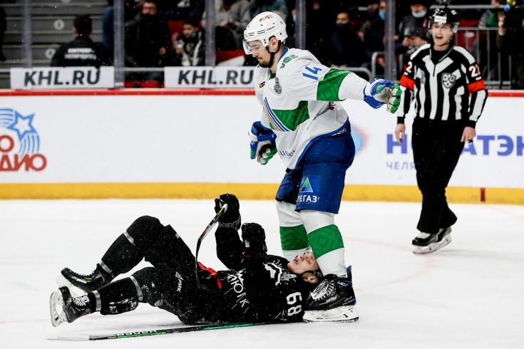 «Салават» учинил разгром в Челябинске! У такого «Трактора» нет шансов в плей-офф КХЛ