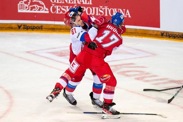 Чехия — Россия — 4:0, обзор матча Евротура