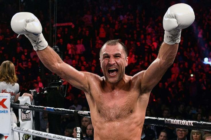 Сергей Крашер Ковалёв сообщил, что возвращается на ринг и готов брать пояс